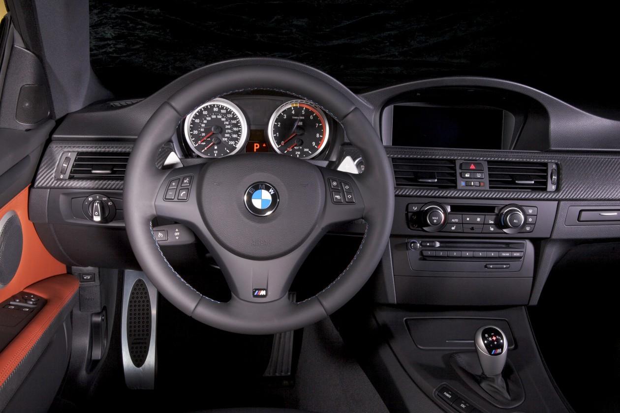 2009 bmw m3 coupe specs
