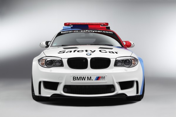 BMW 1 Series M Coupe MotoGP SafetyCar