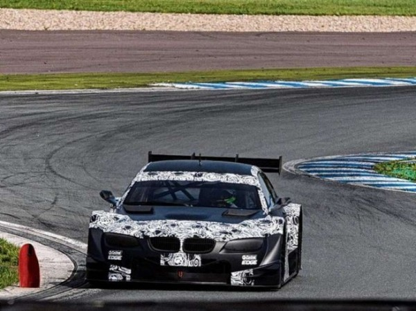 Кам бэк ту ДэТэЭм 2012 или BMW M3 DTM 2012 на тестах