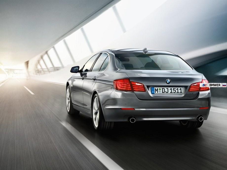 BMW 5 series Седан.