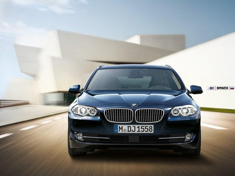 BMW 5 series Универсал фото …