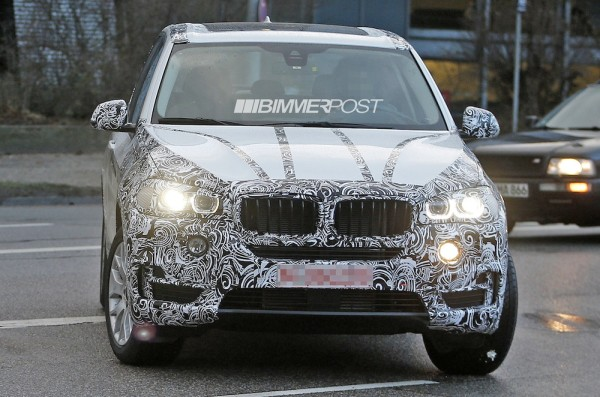 2014 BMW X5 F15 spy photos 01