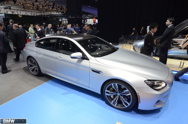 BMW M6 Gran Coupe NAIAS 2013 10
